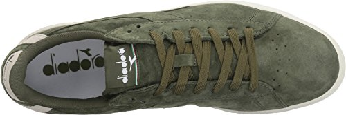 Green Low Diadora Game Unisex S Olivina rEII6qw