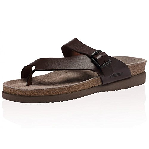Mephisto Women's Helen Thong Sandals Sandanyl 2 Chestnut qZtchk