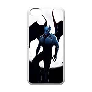 iPhone 5c Cell Phone Case White Defense Of The Ancients Dota 2 NIGHT STALKER 002 LWY3562708KSL