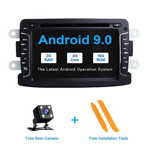 TOOPAI Android 9.0 Car Radio for Renault Duster Dacia for sale  Delivered anywhere in Canada