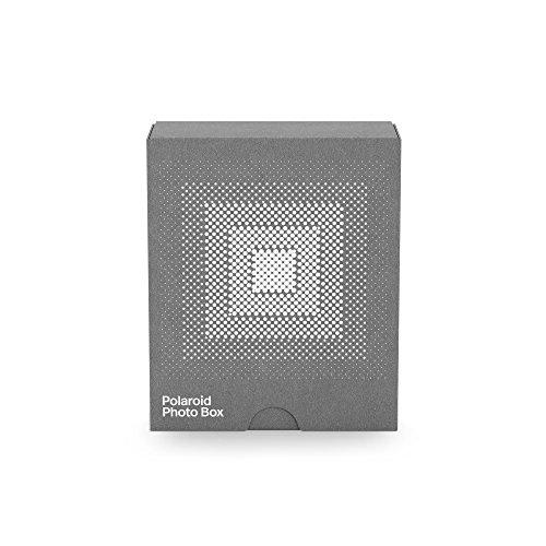 Polaroid Originals Polaroid Photo Box (4846), Grey (Photo Album Polaroid 600)