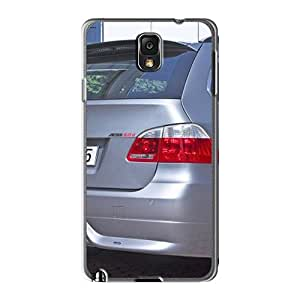 Excellent Design Silver Ac Schnitzer Bmw Acs5 Touring Rear Section Phone Case For Galaxy Note3 Premium Tpu Case