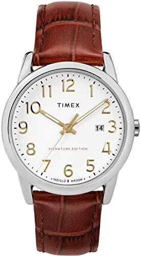 Timex Reader Signature Leather TW2R65000 product image