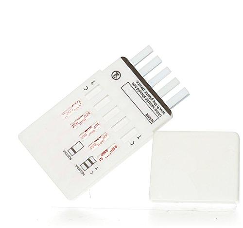 Drogentest Multi 10B - Bestimmung von 10 Drogenarten mit einem Test!