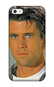 Excellent Design Mel Gibson Case Cover For Iphone 5/5s