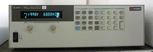 Agilent 6811B AC Power Source - 300 VAC RMS, 375W, SIngle Phase, 45 hz- 1 KHZ from Agilent Technologies