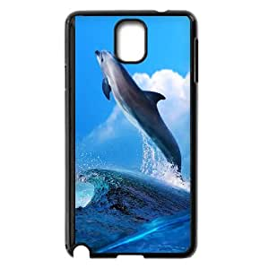 Dolphin Samsung Galaxy Note 3 Cell Phone Case Black F2929441