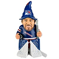 "NHL New York Rangers Henrik Lundqvist #30 Resin Player Gnome, 8"", Team Color"