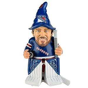 "NHL New York Rangers Henrik Lundqvist #30 Resin Player Gnome, 8"", Team Color"