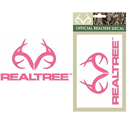 Realtree-Camo-Graphics-Camouflage-Brand-Auto-Car-Truck-SUV-Vehicle-Garage-Home-Office-School-Decal-Sticker-Small-Pink-Decal