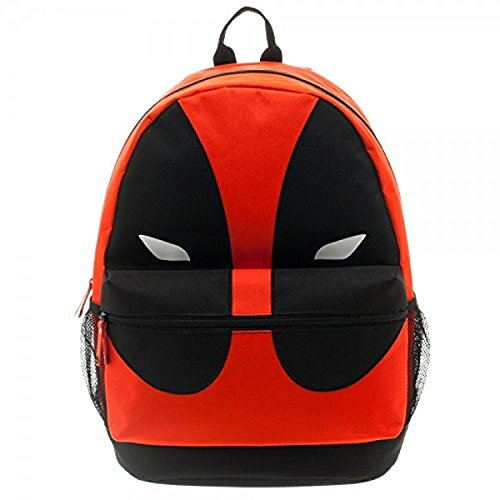 DC Comics Deadpool Mask Backpack -