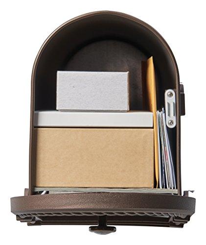 Gibraltar Mailboxes Designer Large Capacity Galvanized