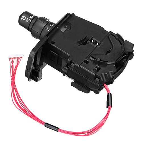 Fannty Car Indicator Switch Stalk Turn Signal Switch Compatible for Renault Clio MK3: Amazon.co.uk: Electronics