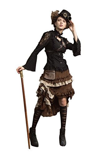 Steam (Girl Pirate Costumes Ideas)