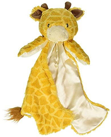 Gund Tucker Giraffe Huggybuddy Baby Blanket (Animal Baby Blankets For Girls)
