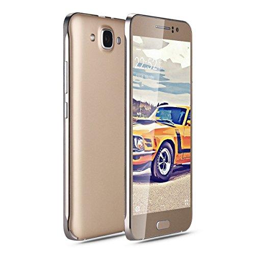 "5.0"" Phones Unlocked Android 5.1 MTK6580 Quad Core ROM 4GB 5"