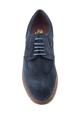 fad0f259 Zapatos de Piel Serraje para Hombre, Manuel Medrano mod.6013, Calzado Made  in