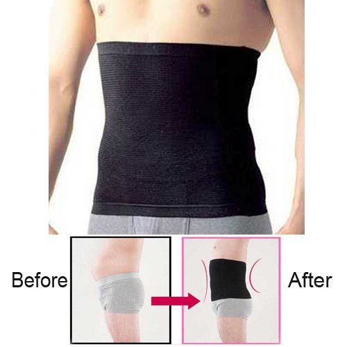 Slim Lift Body Shaper Tummy Belt Underwear Waist for Men ...