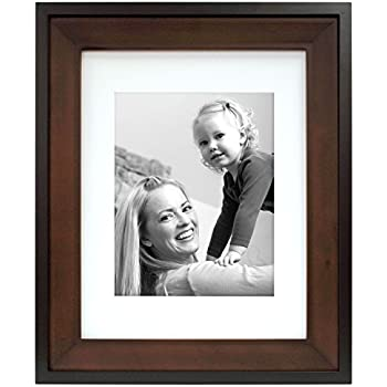 Amazon Com Mcs 16x20 Inch Two Tone Wood Wall Frame With
