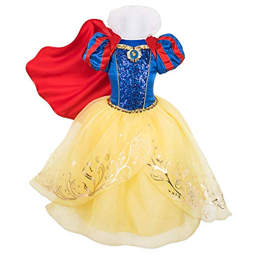 Disney Snow White Costume for Kids Size 7/8 Multi