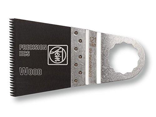 Fein 6-35-02-121-01-1 2-1/8-Inch SuperCut Precision E-cut Blade, 1-Pack