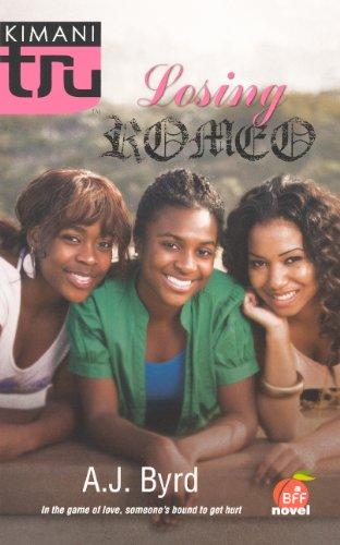 book cover of Losing Romeo