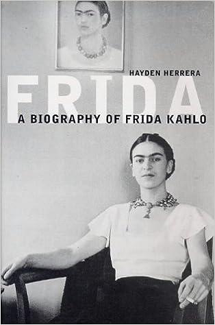 best biography of frida kahlo