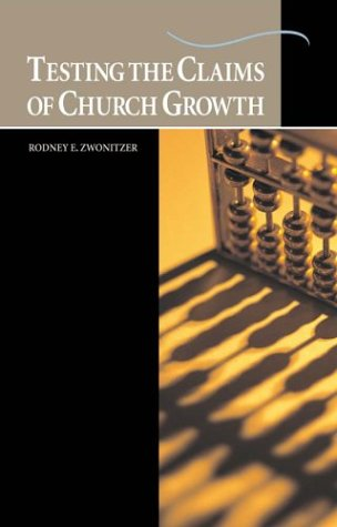 Testing the Claims of Church Growth PDF