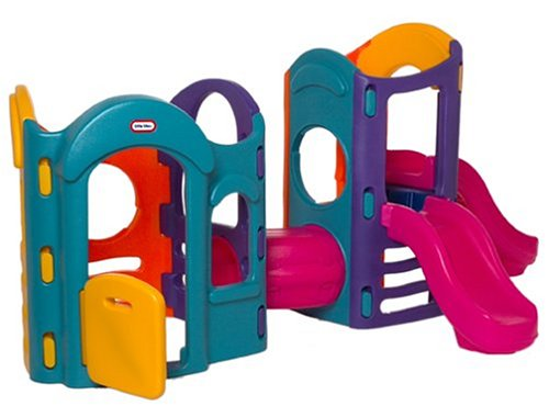 Little Tikes 8 In 1 Adjustable Playground Colors May Vary