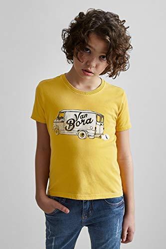 Camiseta Mini Sm Van Bora