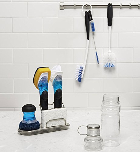 Large Product Image of OXO Good Grips Soap Dispensing Dish Brush
