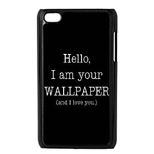 Im In LOve with you Apple iPod Touch 4 TPU Case
