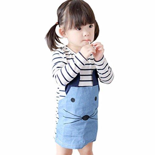Girls Long Sleeved Dress - 7