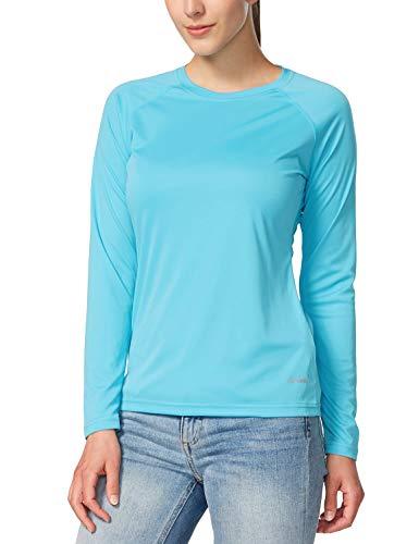 Baleaf Womens Lightweight Quick Dry UPF 50 Long Sleeve Shirt