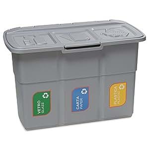 DEA HOME Ecopat - Cubo de basura