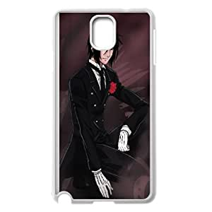 samsung_galaxy_note3 phone case White Black Butler UUA6204656
