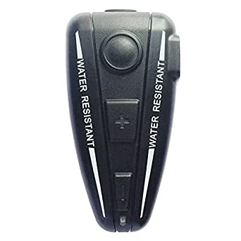 Garyesh Wireless Motorcycle Helmet Bluetooth 3.0 Intercom Headset with FM Function