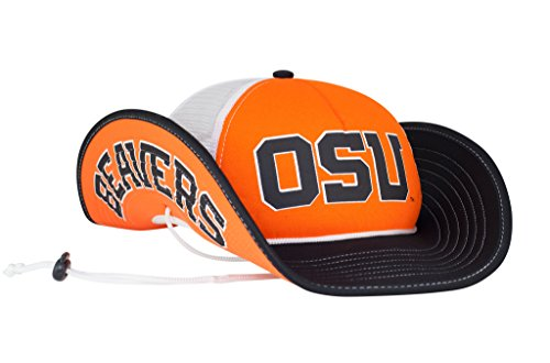 Cowbucker Collegiate Bucker Hat | Officially Licensed (OSFA, Oregon State Beavers Classic)