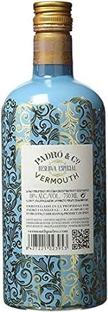 Vermouth Padró & Co Reserva Especial - 750 ml
