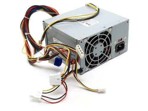 (DELL 250w Tower Power Supply Optiplex GX240 GX260 GX270 Dimension B110 1100 2400 3000 4500 4600 8200 8300 Identical Parts:P3117 M1608 H2678 2Y054 N2286 8X949 0N380 K2946 K2583 4R656 4G456 2N333 F0340)