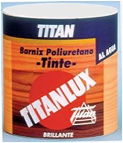 TITANLUX - Barniz Tinte Sint Br Castaño Titanlux 375 Ml ...