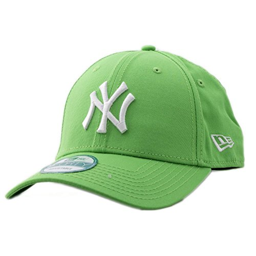 A Talla Ajustable Verde Basic York Blanco MLB NEW League Gorra ERA Yankees 9Forty ZPwOZq6r
