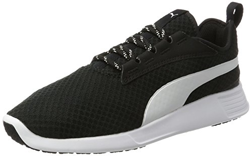 Puma Unisex Adults' St Evo V2 Trainers Black (Black-white) xXUVK