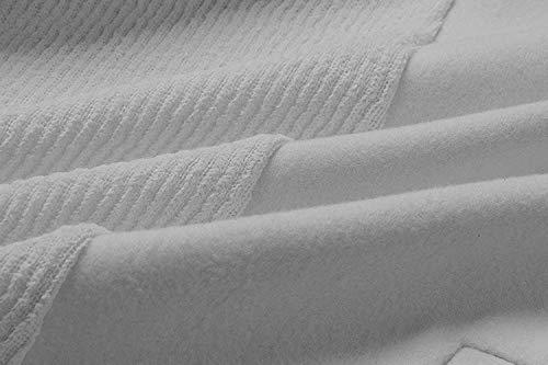 Otoño Manga Adelina Ropa Outwear Abrigos Streetwear Abrigo Swag Casual Color Splice Cardigan Grau Irregular Larga Sólido Señora Anchos Laterales Bolsillos Invierno Largos Mujer wnxqrYnPA