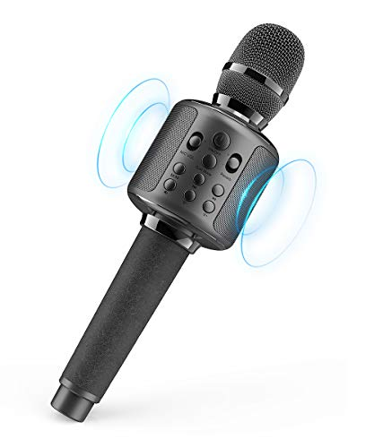 Karaoke Microphone Wireless Singing