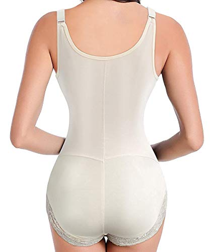 93771e908151f RIBIKA Bodysuit Plus Size Shapewear Women Body Shaper Waist Shapers Corsets