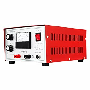 Popsport Jewelry Welding Machine 110V Jewelry Spot Welder 400W Jewelry Laser Welding Machine for Welding Precious Metals and Precious Metals Alloy (400W)