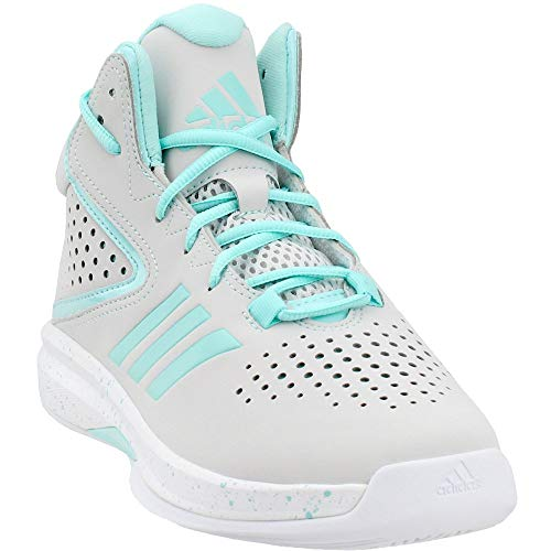 adidas Originals Kids Girls Cross Em Up Basketball Shoe