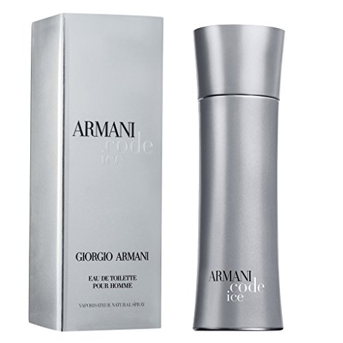 Armani Code Ice By GIORGIO ARMANI FOR MEN 4.2 oz Eau De Toilette Spray (Armani Code For Men Best Price)