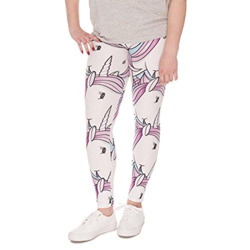 255155b76c chic Leggings Mujeres Señoras Medias Deportivas Pantalones Elásticos De  Yoga 3D Print Gym Ejercicio De La